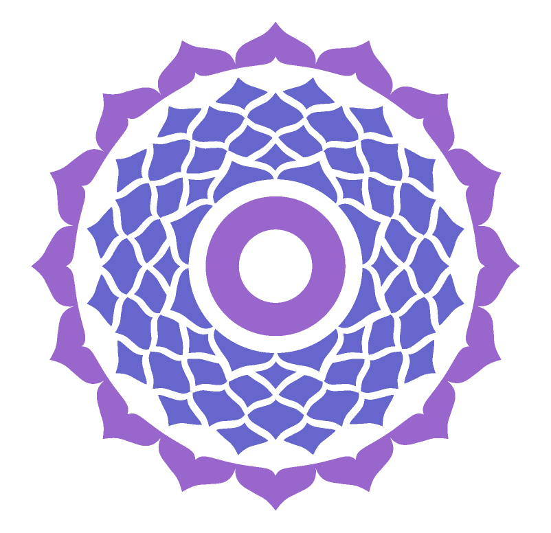 stones, minerals and crown chakra