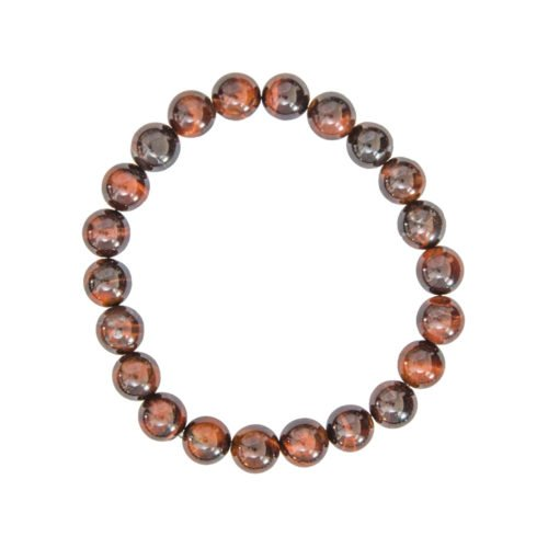 Bull's Eye Bracelet - 8 mm Bead