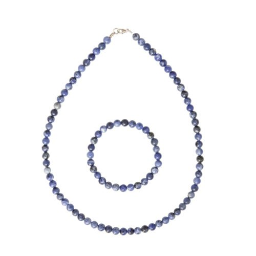 Sodalite Gift Set - 6 mm Bead