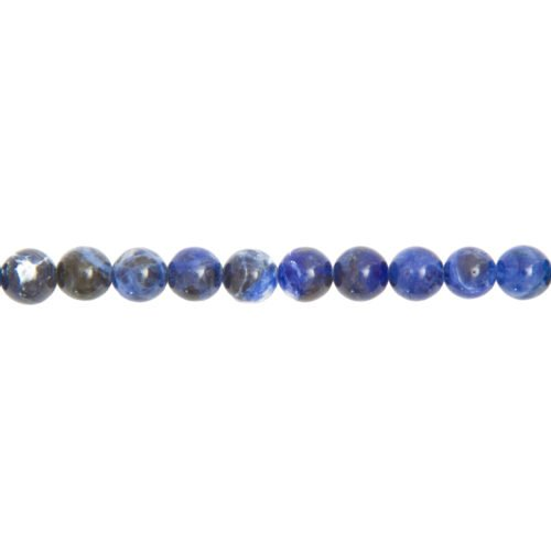 Sodalite Line - 8 mm Bead
