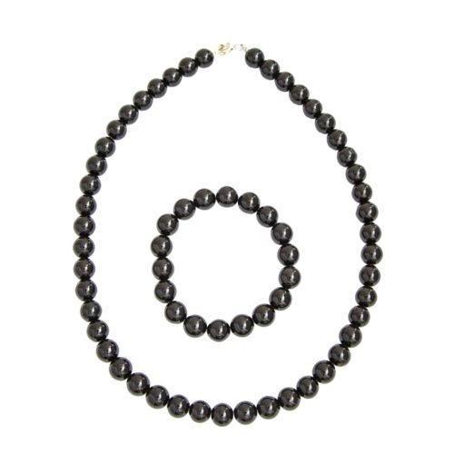 Black Tourmaline Gift Set - 10 mm Bead